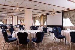 Petrovsky Ballroom - Banquet Setup