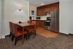 Two Bedroom Suite - Kitchen
