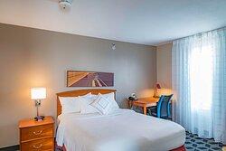 Two Bedroom Suite - Master Bedroom
