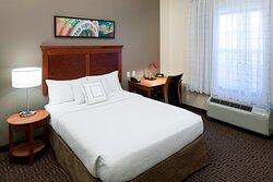 Two-Bedroom Suite Sleeping Area