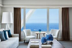 Mediterranean Suite Living Room