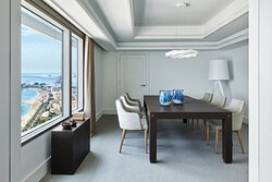 Mediterranean Suite Dining Room
