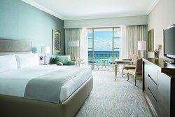 King Guest Room - Ocean View & Ocean Front