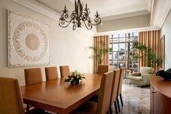 Cobalt Residential Suite - Dining Room
