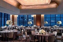 The Ritz-Carlton Ballroom Wedding