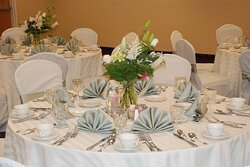 We can help plan many types of events.