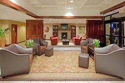 Holiday Inn Portsmouth NH lobby