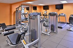 Largest Fitness room in the Hillsboro market