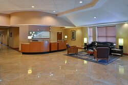 Take a seat in our lobby to use free WiFi