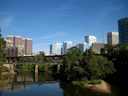 We are minutes from RVA Downtown
