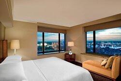 Fenway Presidential Suite - Bedroom
