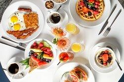 Constellation Café - Breakfast