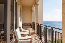 Presidential Suite - Balcony