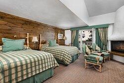 Lodgepole Junior Suite 2 Doubles