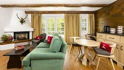 Sonnenalp Great Room