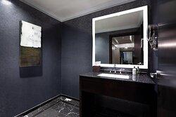 Ebersol Suite Half Bathroom