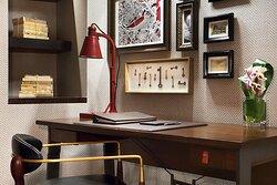 Charles River Suite - Desk