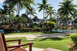 Two Bedroom Lagoon Access Villa - View