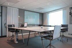 Brussels Boardroom - Social Distance Meeting