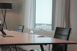 London Boardroom - View