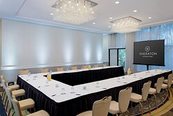 Terrace Meeting Rooms - U-Shape