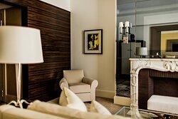Makassar Suite Living Area