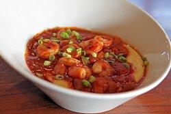 Shrimp & Grits 0 $12 during Alton Restaurant Week - January 15-24, 2021