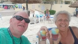 Welcome to Cancun shots (on our last full day!)