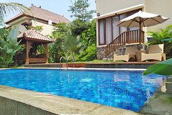 Shanaya Resort Malang Luxury villas with private pool and river forest view. perfect area for escaping from the ordinary.