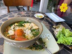Ngo Vegetarian - Dieu Hanh