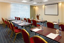 Tver meeting room is a perfect choice for a wide range of events