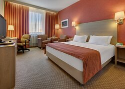 Have a great sleep in the comfort of your Executive King Room