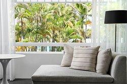 Mirage Guest Room - View