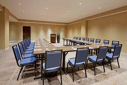 Wisteria Meeting Room - U-Shape Setup