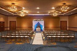 Acacia Ballroom - Wedding Ceremony