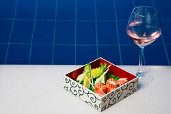 Pool Bar - Bento Box & Wine