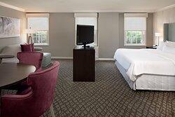 King Deluxe Guest Room