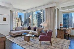 Astor Suite - Living Room