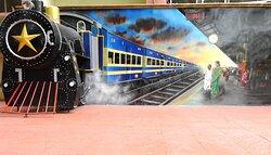 Chennai Rail Museum