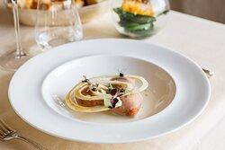 Restaurant Terrazza Danieli - Squid Bon Bon