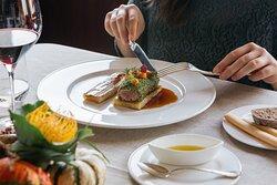 Restaurant Terrazza Danieli - Loin Of Lamb