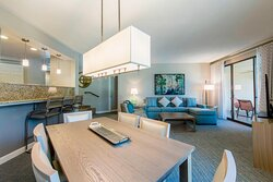 Two-Bedroom Villa - Dining Area