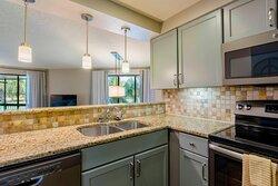 Two-Bedroom Villa - Kitchen