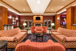 Our spacious hotel is perfect for you next company retreat