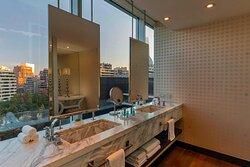 Extreme Wow Suite Bathroom