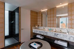 Wow Suite Bathroom