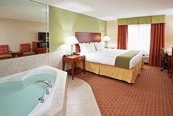 King Bed Jacuzzi Room
