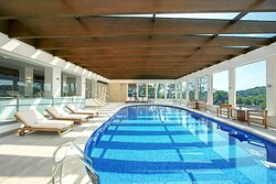 Castillo Hotel Son Vida Spa - Interior Pool