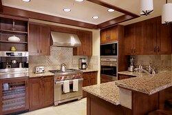 Slopeside Residence - Kitchen