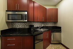 You'll find everything you need in your fully equipped kitchen